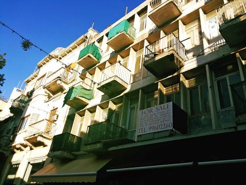 Nicosia Cyprus city centre
