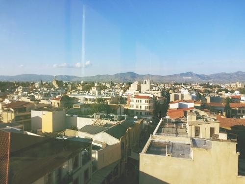 Nicosia Cyprus View