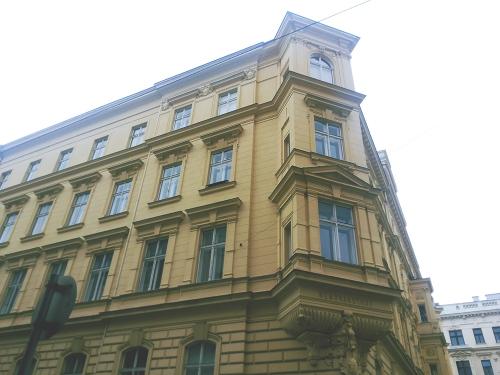 vienna building, vienna, austria