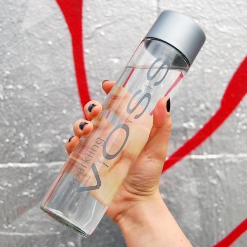 voss water, voss, sparkling water, voss sparkling water, nailart,