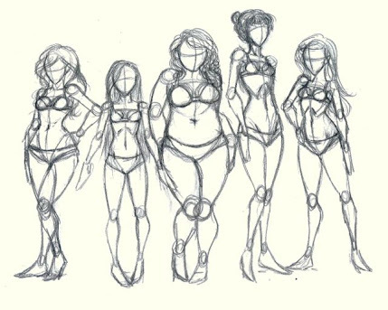 body types, all bodies are beautiful